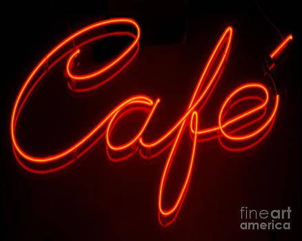 Anne Ferguson - Neon Cafe