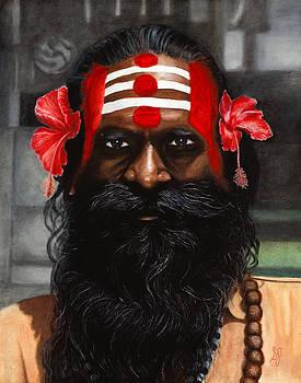 Nepal Man by Stephen Janton