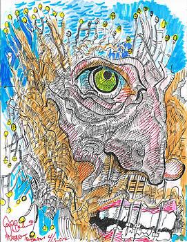 Jon Baldwin  Art - Neurotransmitters