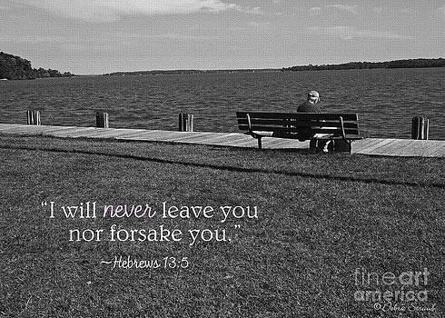 Never Alone by Debra Straub