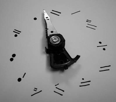 New clock face by Max Shkoropado