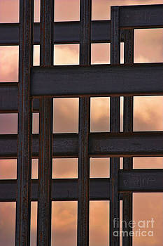 New Construction Girders by Susan Isakson