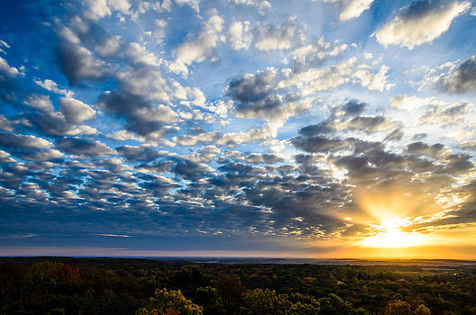 New Day Begins by Todd Heckert