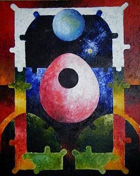 New Earth Incubation 2 by Harold Bascom