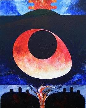 New Earth Incubation Three by Harold Bascom