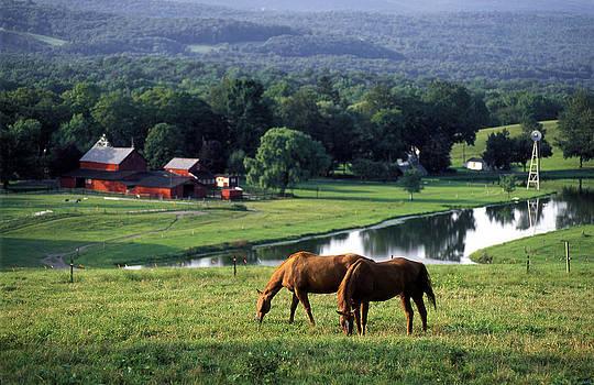 New Jersey Farm by Phil Degginger