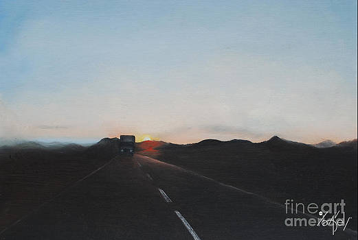 New Mexican Nights by Bill Leavell