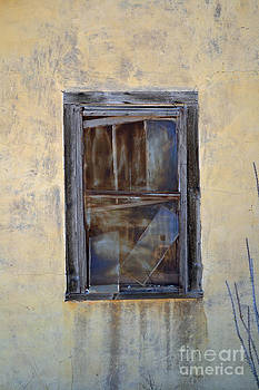 New Mexico Window by Carrie Cooper