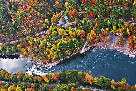 Mary Almond - New River Gorge