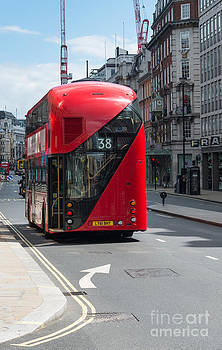 New Routemaster London by Andrew  Michael
