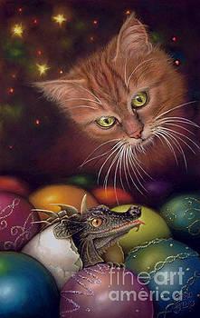 New Year 2012 by Irina Miroshnikova