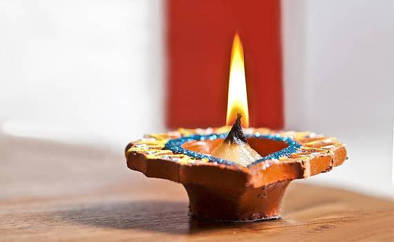 Kantilal Patel - New Year Flame