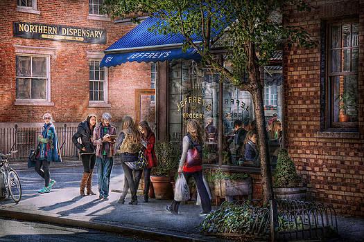 Mike Savad - New York - Store - Greenwich Village - Jefferey