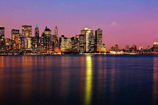 New York by Alhaji Samura