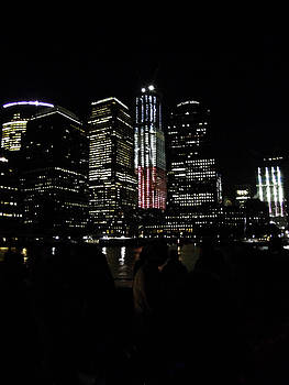 New York City Freedom Tower by Paul Plaine