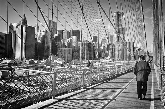 New York City by Ilker Goksen