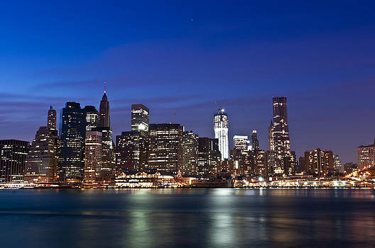 New York City  by Lucas Tatagiba