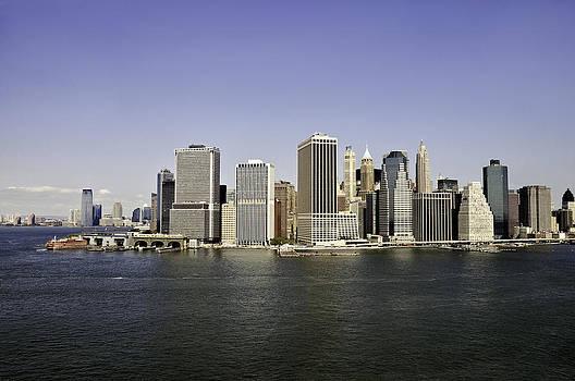 New York City by Paul Plaine