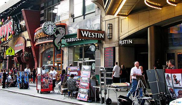 Ms Judi - New York City Street Artists
