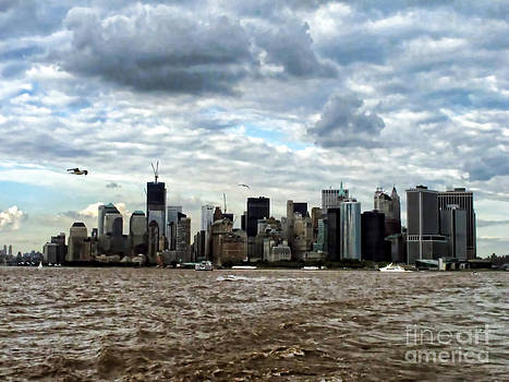 Anne Ferguson - New York City