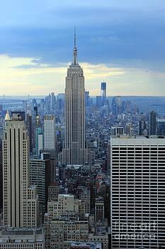 Sophie Vigneault - New York Cityscape