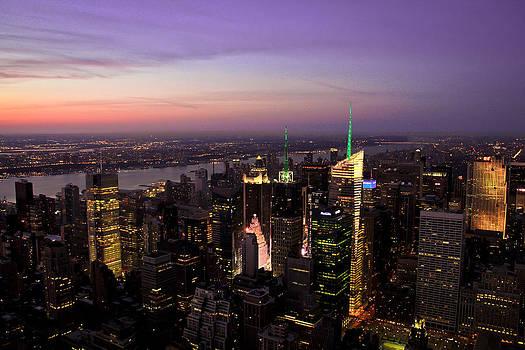 Ezequiel Rodriguez Baudo - New York Lights