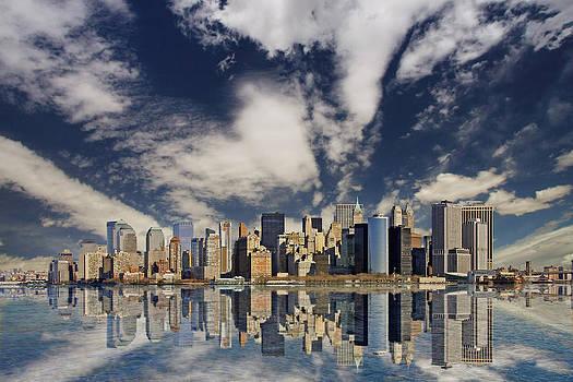New York by Marcel Schauer