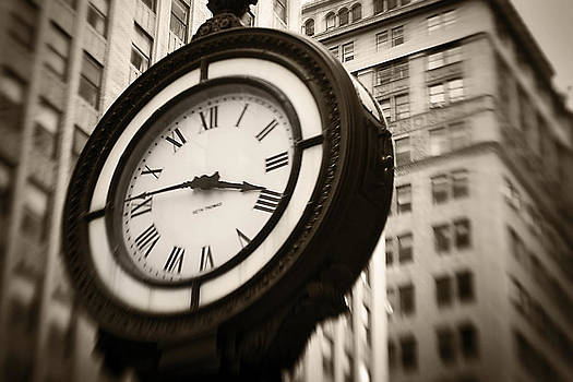 New York Minutes by Stacey Granger