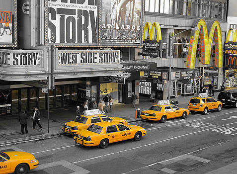 New York Yellow by Kevin Gallagher