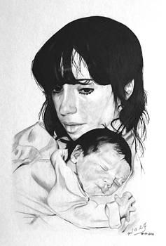 Newborn by Miguel Rodriguez