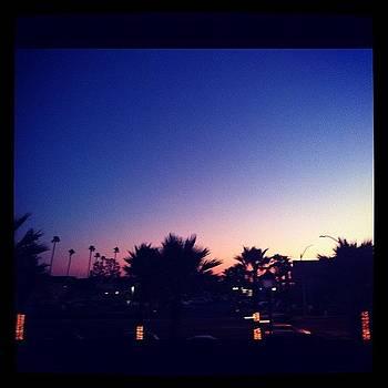 Newport Sunset by Brienne Jae Sagona