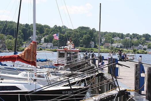 Donna Walsh - Newport Vermont Marina