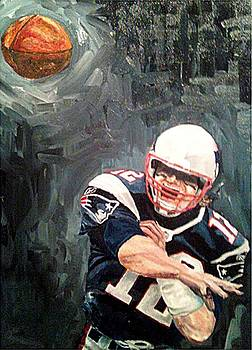 Andrew Hench - NFL Portrait