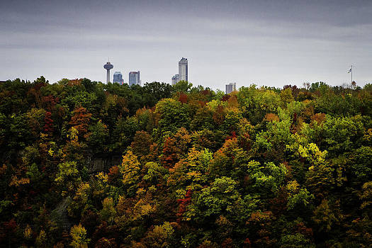 Niagara Fall by Milan Kalkan