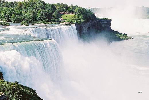 Niagara Falls by Lee Hartsell