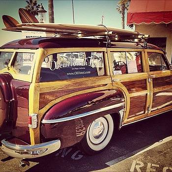 Nice Woody by Christopher Leon