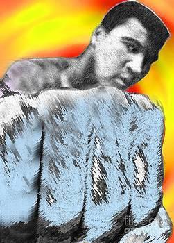 Nicholas Nixo Ali Boxing by Nicolas Nixo