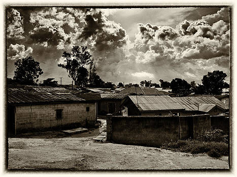 Hakon Soreide - Nigerian Suburb