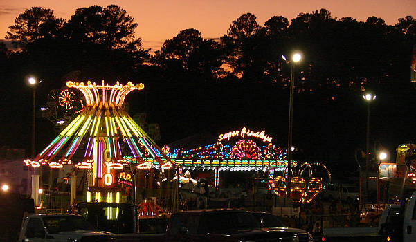 Night at the Fair by Renee Cain-Rojo