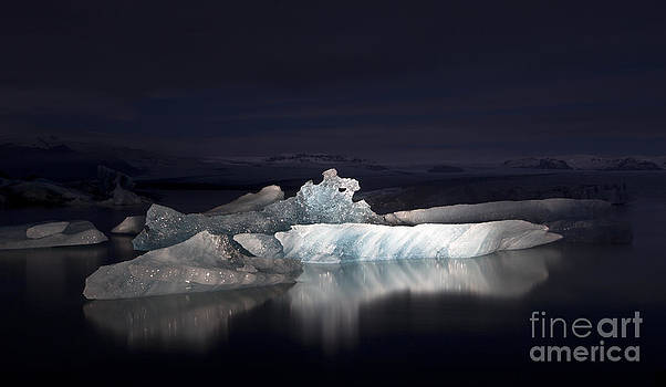 Night Ice by Roddy Atkinson