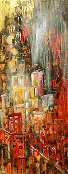 Night Rain by Larry Ney  II
