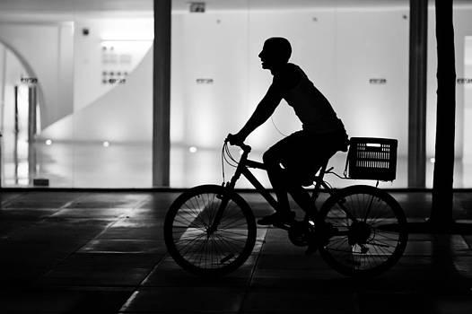 Night Rider by Victor Bezrukov