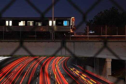 Night Train by JP Rhea