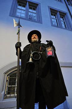 Night watchman by Matthias Hauser