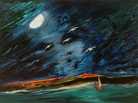 Night by Yaron Ari