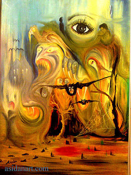 Nightmare by Ahmed  Asidan