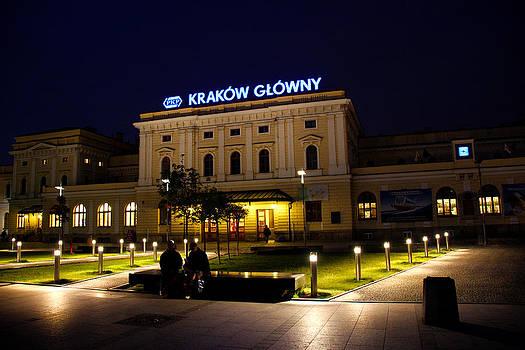 Kamil Swiatek - Nighttime in Krakow
