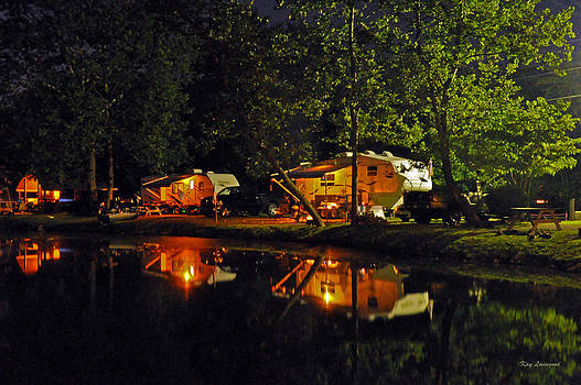 Kay Lovingood - Nighttime in the Campground