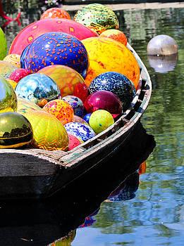 Niijima Floats by Elizabeth Hart