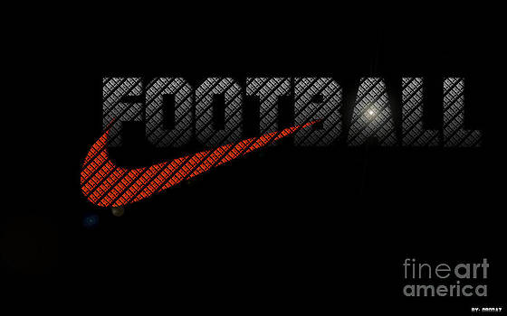 Nike football by Michal Bounla